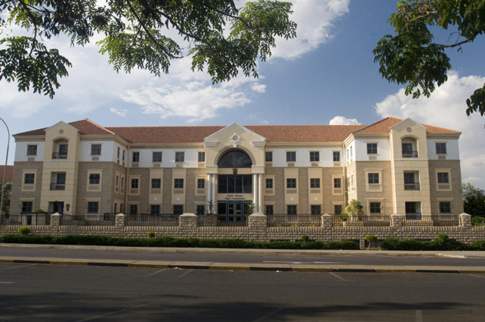 Mokete Africa Holdings CC - Completed Projects